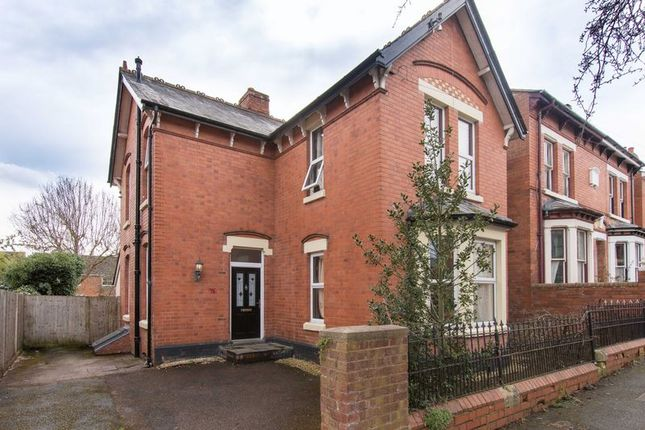 Thumbnail Property to rent in Ryelands Street, Hereford