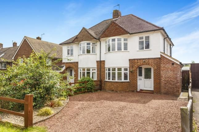 Thumbnail Semi-detached house for sale in Powder Mill Lane, Tunbridge Wells, Kent, .