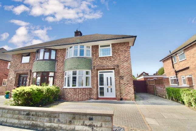 3 bed semi-detached house for sale in Kennedy Drive, Hawarden, Deeside CH5