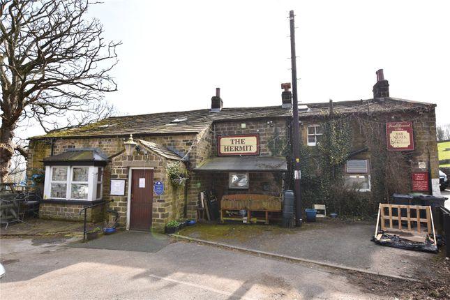 Thumbnail Pub/bar for sale in The Hermit Inn, Moor Road, Burley Woodhead, Ilkley, West Yorkshire