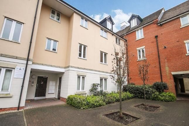 Thumbnail Flat for sale in Henry Laver Court, Colchester