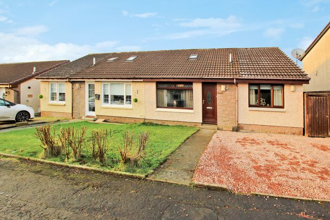 Thumbnail Semi-detached bungalow for sale in Manse View, Motherwell