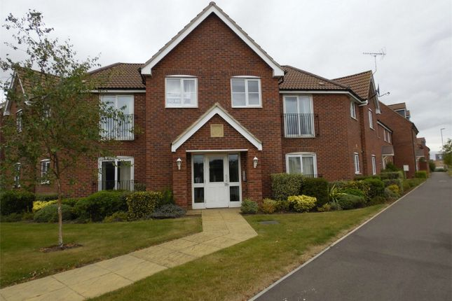 Thumbnail Flat to rent in Charter Avenue, Market Deeping, Peterborough, Lincolnshire