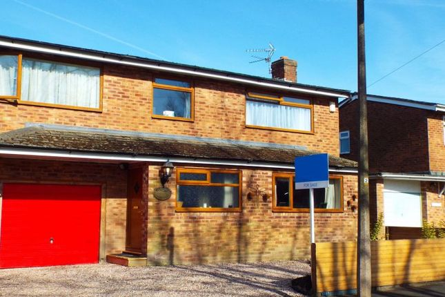 Thumbnail Detached house for sale in Stanley Terrace, Knutsford Road, Alderley Edge