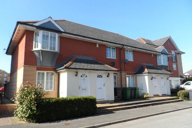 Thumbnail Property to rent in Kestell Drive, Windsor Quay, Cardiff CF117Bf