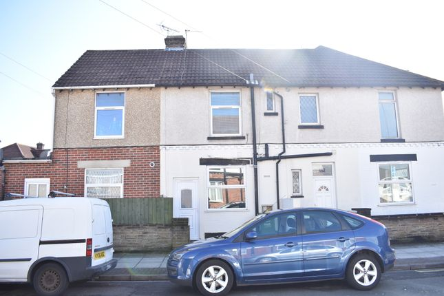 Thumbnail Terraced house to rent in Copnor Road, Copnor, Portsmouth, Hampshire