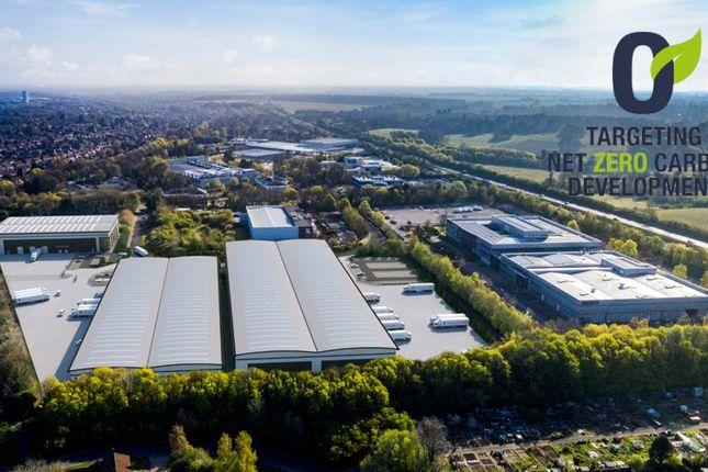 Thumbnail Industrial to let in Vpark Jays Close Viables, Basingstoke