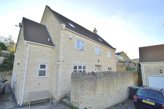 Thumbnail Detached house to rent in Barton Close, Star Hill, Nailsworth, Stroud