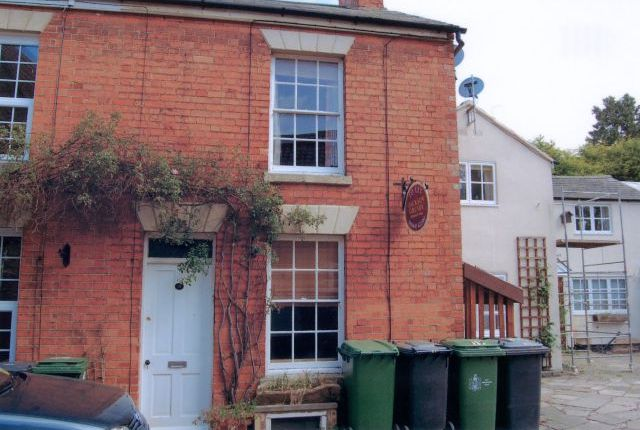 Thumbnail End terrace house to rent in Green Street, Milton Malsor, Northampton