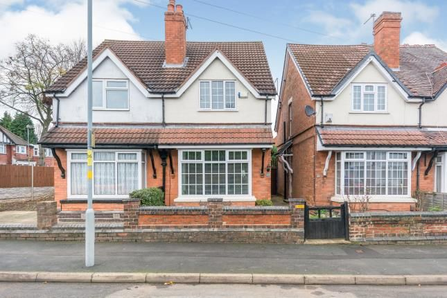 3 bed semi-detached house for sale in Augusta Road, Acocks Green, Birmingham, West Midlands B27