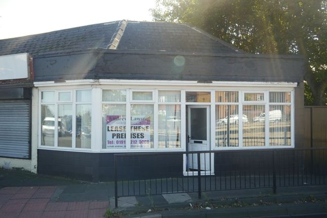 Thumbnail Commercial property for sale in Benfield Road, Newcastle Upon Tyne