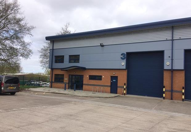 Light industrial to let in Unit 3, Woodway Court, Thursby Road, Croft Business Park, Bromborough, Wirral