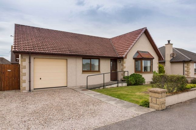 Thumbnail Bungalow for sale in Burnbank, Buckie, Moray