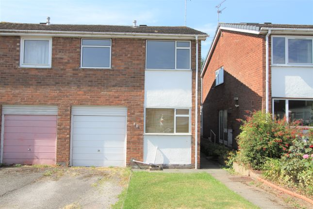 Thumbnail Semi-detached house to rent in Oldfield Drive, Chester, Cheshire