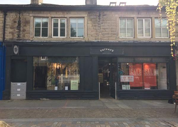 Thumbnail Commercial property for sale in Charlestown, Hebden Bridge