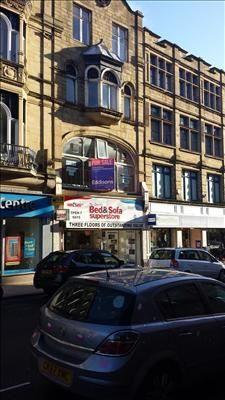 Thumbnail Commercial property for sale in 46 Darley Street, Bradford, Yorkshire