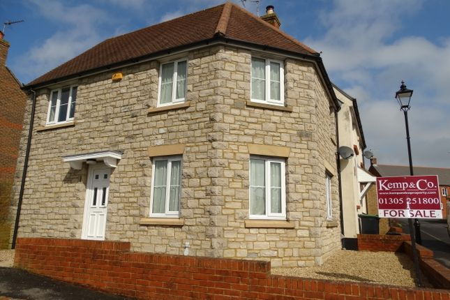 Semi-detached house for sale in Standfast Walk, Dorchester