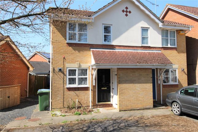 2 bed semi-detached house to rent in Ibsen Close, Whiteley, Fareham, Hampshire PO15