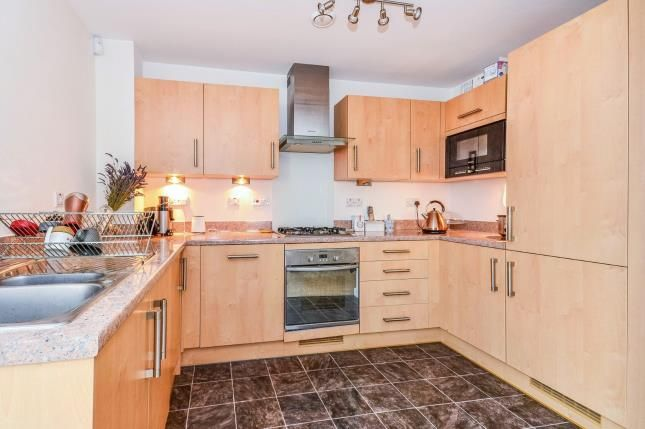 Kitchen of The Compass, Southampton, Hampshire SO14