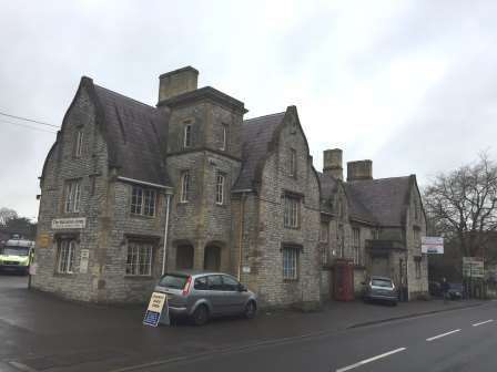 Thumbnail Retail premises for sale in Shepton Mallet Police Station, Commercial Road, Shepton Mallet, Somerset