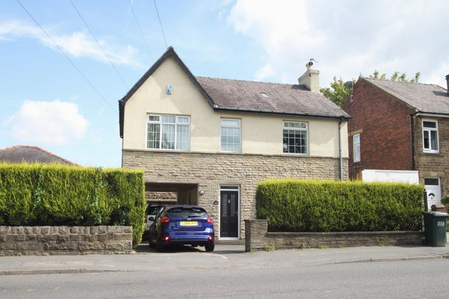 Thumbnail Detached house for sale in Huddersfield Road, Liversedge