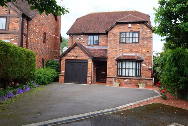 Thumbnail Detached house to rent in Old Mill Road, Broughton Astley, Leicester, Leicestershire