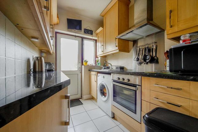 Kitchen of Dover Road, London N9