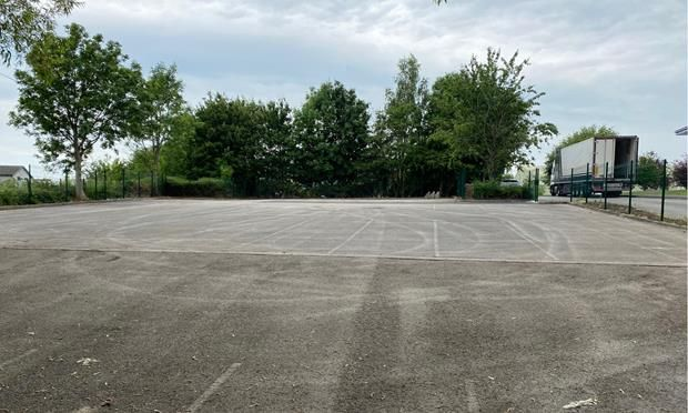 Thumbnail Land to let in Yard Off Aston Way, Midpoint 18, Middlewich, Cheshire