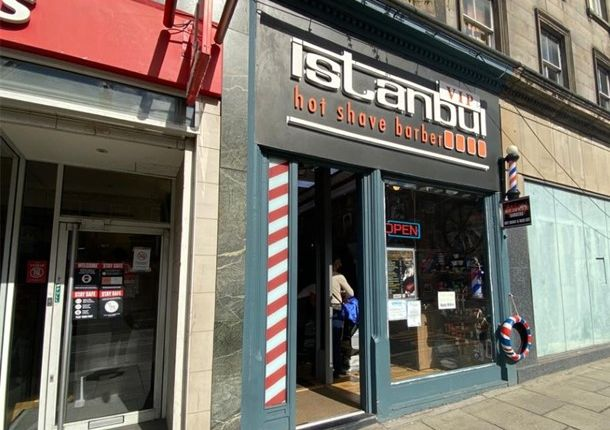 Thumbnail Retail premises to let in West Maitland Street, Edinburgh