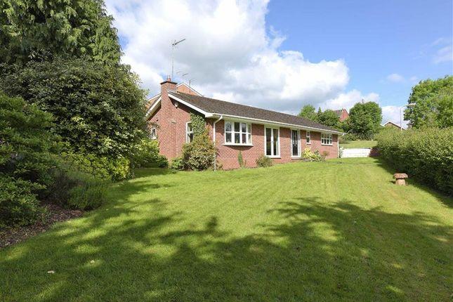 Thumbnail Detached bungalow for sale in James Street, Kinver, Stourbridge