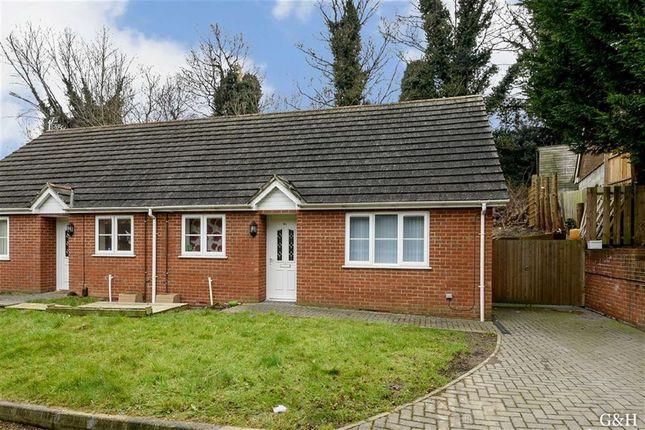 Thumbnail Semi-detached bungalow for sale in Lees Road, Willesborough, Ashford