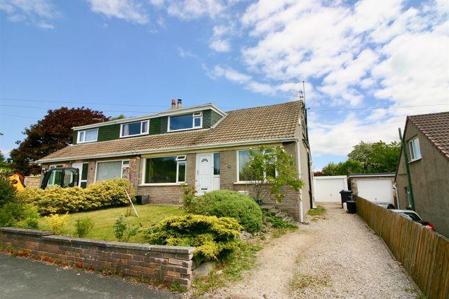 Thumbnail Semi-detached bungalow for sale in Oak Drive, Halton, Lancaster