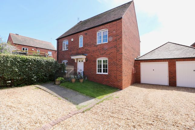 Thumbnail Detached house for sale in Amis Way, Stratford Upon Avon