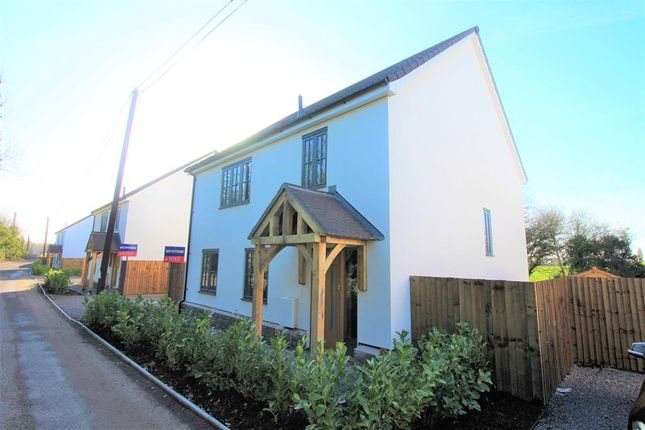 4 bedroom detached house for sale in The Slad, Itchington Road, Grovesend