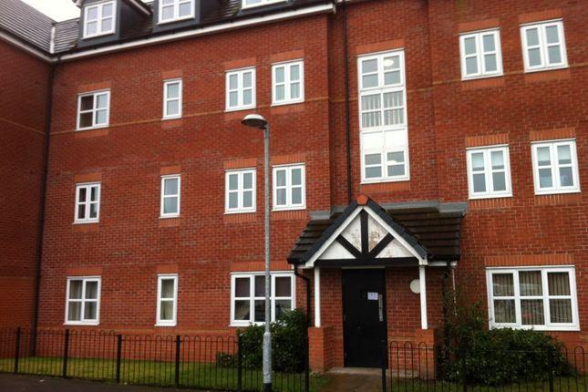 Thumbnail Flat to rent in Gas Street, Platt Bridge, Wigan
