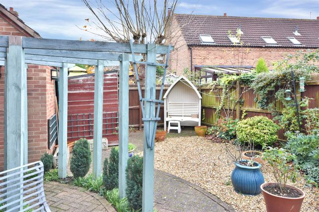 Rear Garden of The Paddocks, Elston, Newark NG23