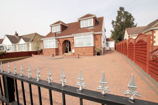 Thumbnail Detached house for sale in The Crossway, Portchester, Fareham