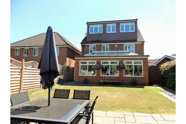 Thumbnail Detached house for sale in Hawkenbury Rise, Rochester