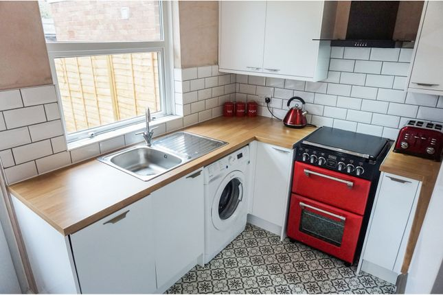 Kitchen of Sharon Road, West End, Southampton SO30