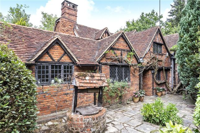 Thumbnail Detached house for sale in Barley Mow Lane, Knaphill, Woking, Surrey