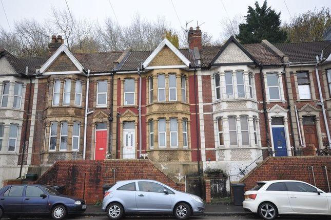 Thumbnail Flat to rent in Bath Road, Arnos Vale, Bristol