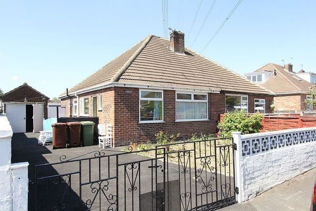 2 bed semi-detached bungalow for sale in Clayton Rise, Wakefield, West Yorkshire