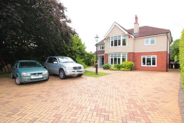 Thumbnail Detached house for sale in Marshfield Road, Marshfield