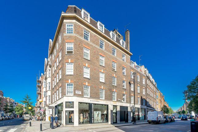 Thumbnail Flat to rent in Weymouth Street, London