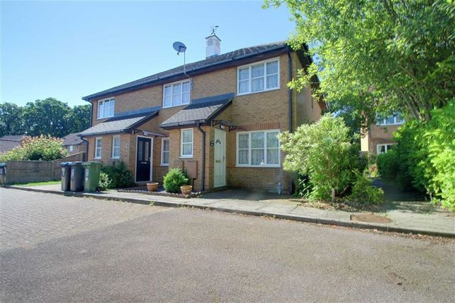 Thumbnail Terraced house to rent in Laureate Way, Hemel Hempstead