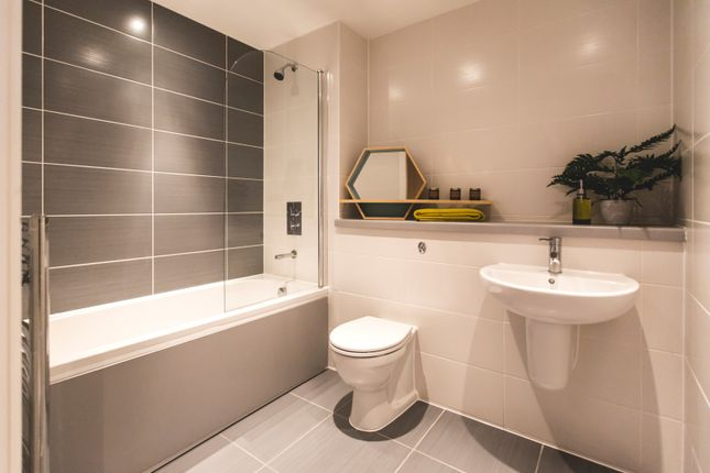Thumbnail Flat for sale in X1 The Courtyard, Stanhope Street, Liverpool