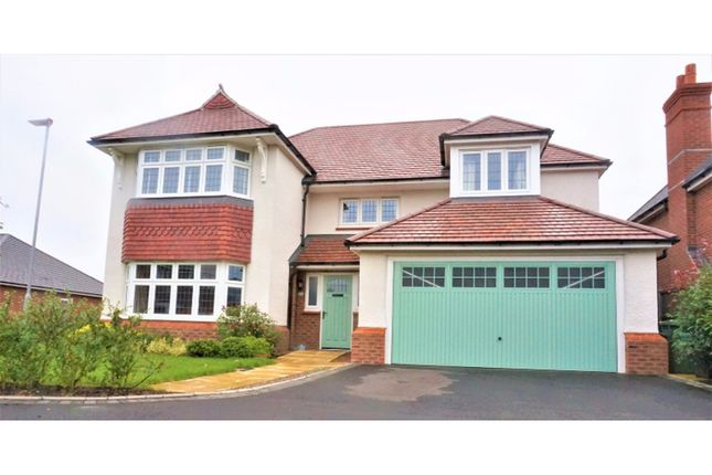 Thumbnail Detached house for sale in Choules Close, Pershore