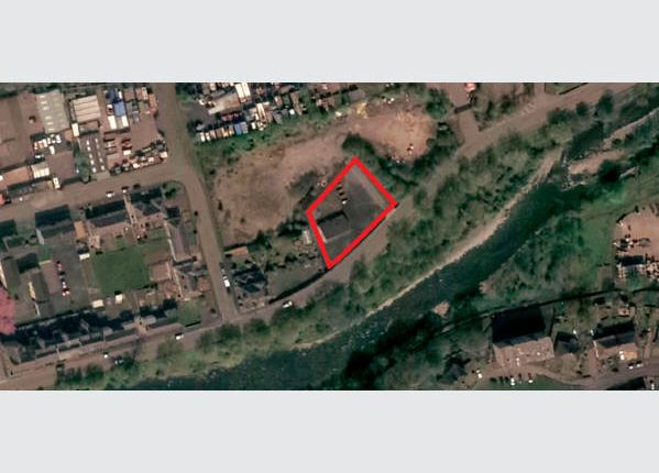Thumbnail Land for sale in Mansfield Road, Hawick