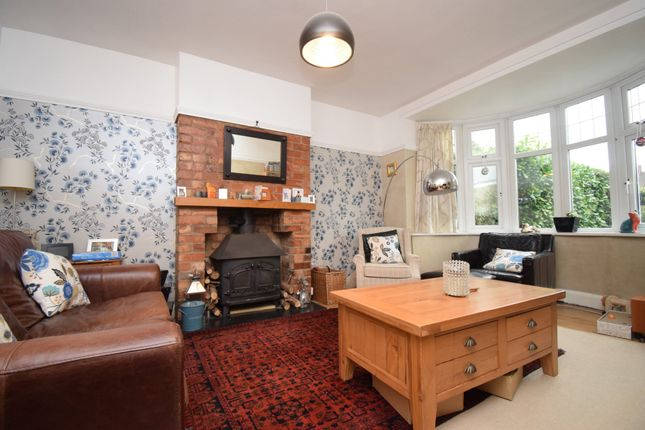 Thumbnail Semi-detached house for sale in Uppingham Road, Humberstone, Leicester