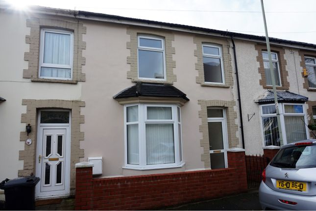Thumbnail Terraced house for sale in Bargoed Terrace, Treharris